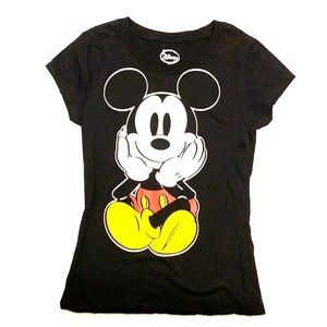 Disney Mickey Mouse Women's T-shirt - NEW!
